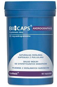 BICAPS ANDROGRAPHIS 60kaps. Andrografolidy
