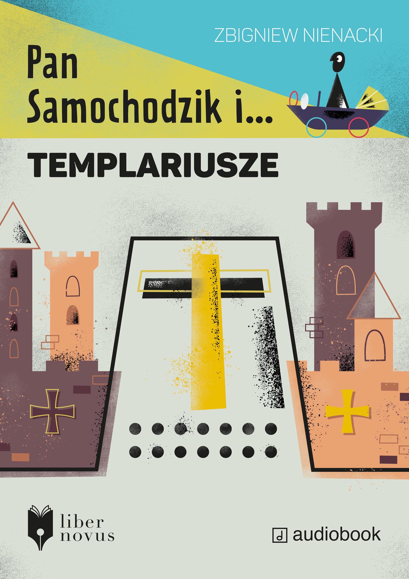 Pan Samochodzik i Templariusze - Zbigniew Nienacki - audiobook
