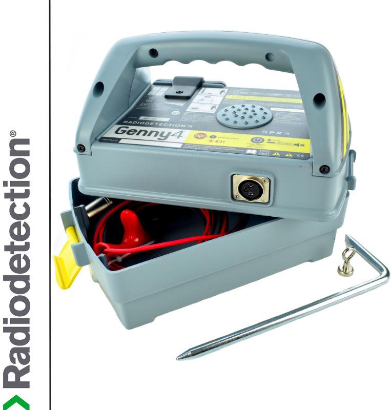 Radiodetection Generator sygnału Genny 4
