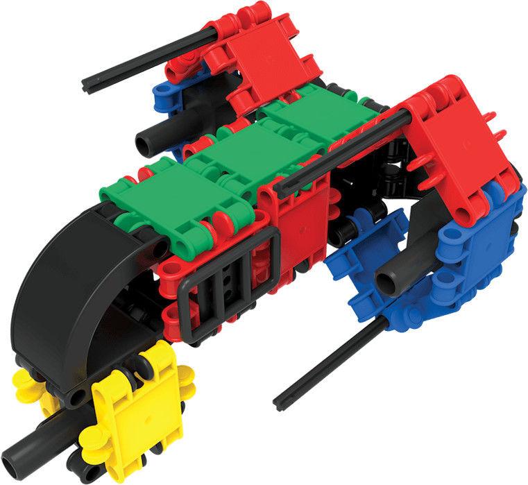 Clics Roller 20w1 560 el. - Klocki konstrukcyjne