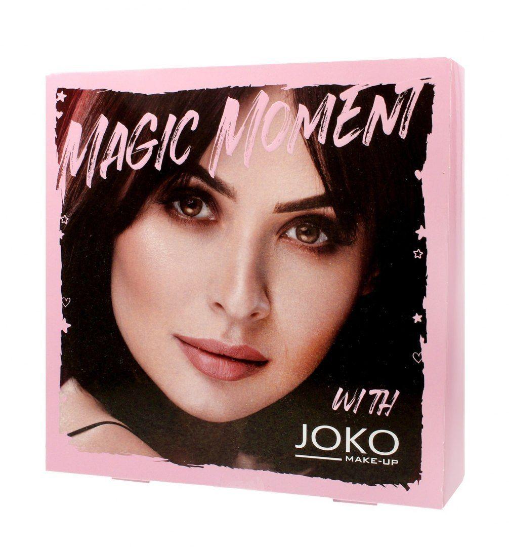 Joko Joko Zestaw prezentowy Magic Moment (cienie trio nr 305+lakier FYC nr 113+Mascara Pump Yor Lashes)