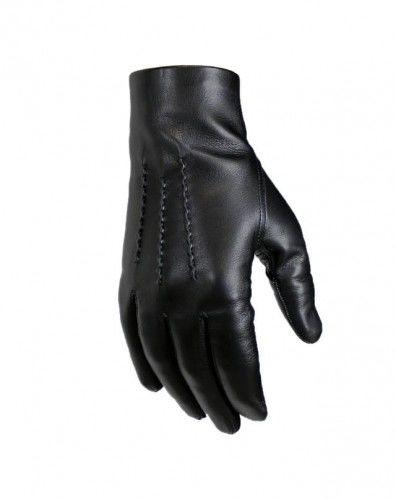 Rękawiczki nieocieplane - rękawiczki oficerskie, kawaleryjskie - przedwojenny wzór