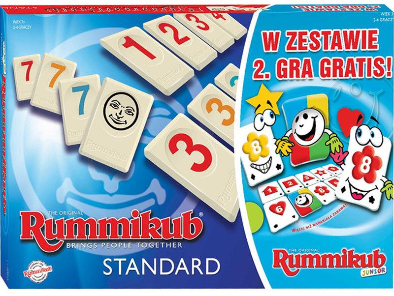 Lemada - Rummikub Standard + Junior 8608