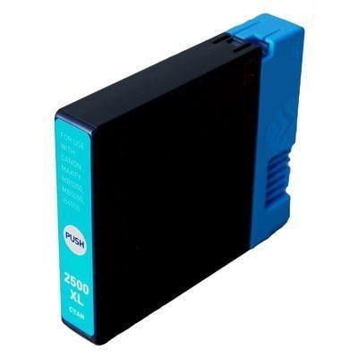 Tusz Zamiennik PGI-2500 C do Canon (9265B001) (Błękitny) - DARMOWA DOSTAWA w 24h