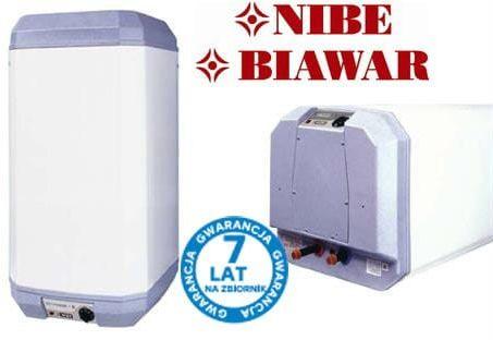 Elektryczny podgrzewacz 55l praca w pionie lub poziomie BIAWAR VIKING-E55