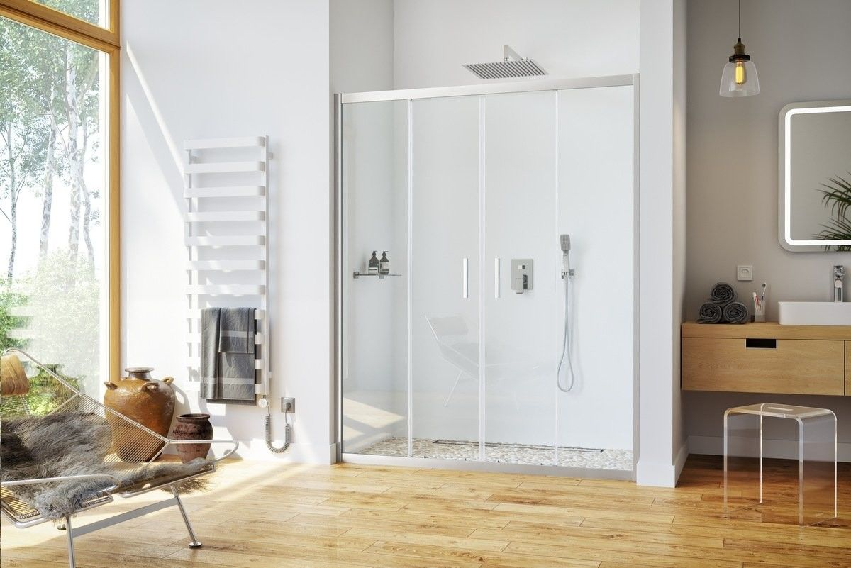 EXCELLENT - Bateria prysznicowo - wannowa podtynkowa KERIA - ZNALAZŁEŚ TANIEJ? ZADZWOŃ 726 713 313