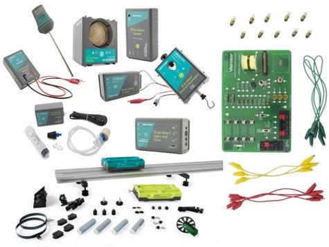 Zestaw czujników bezprzewodowych - szkoła podstawowa FIZYKA - Medium