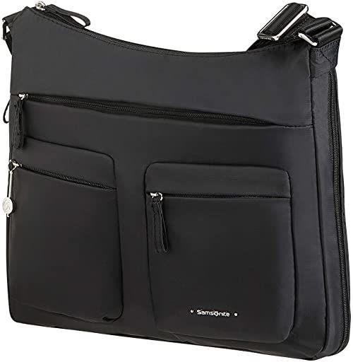Samsonite Damska torba Move 3.0 - torba na ramię Messenger-Bags, czarny (czarny) (czarny) - 12409010411 U