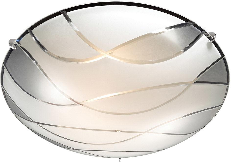 Italux plafon lampa sufitowa Naomi C29367YK-3 szklany 40cm