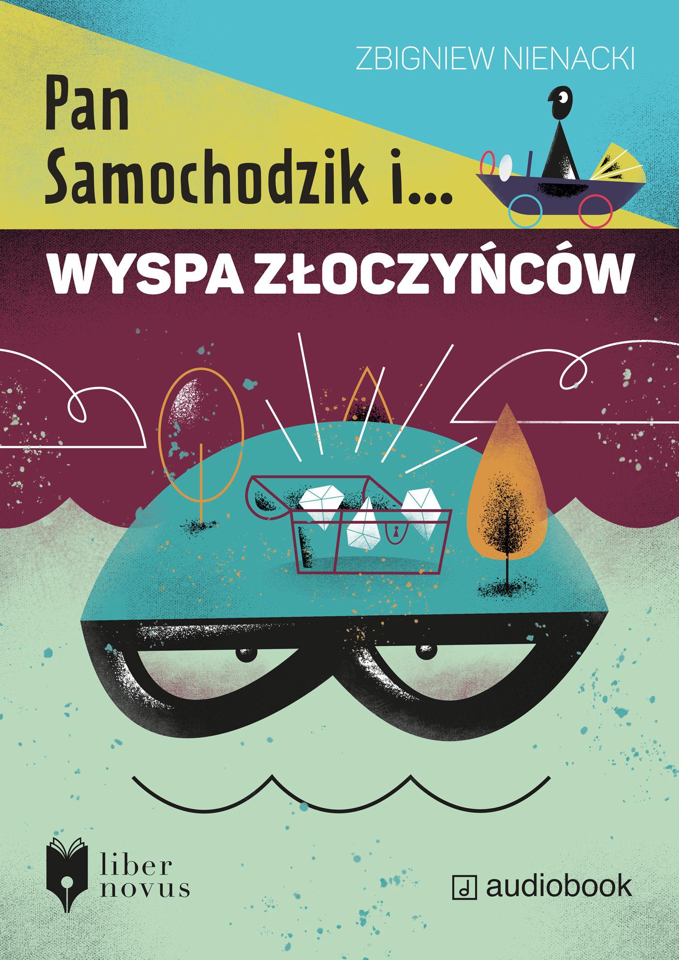 Pan Samochodzik i Wyspa Złoczyńców - Zbigniew Nienacki - audiobook