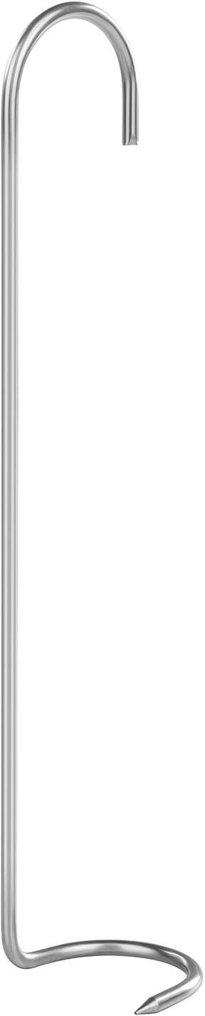 Hak do wędzenia ryb - wkręcany - 5 szt. - Royal Catering - RCRO-HOOK180 Set 5 pcs - 3 lata gwarancji/wysyłka w 24h