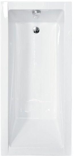 Besco Modern 120x70cm Wanna prostokątna #WAM-120-MO