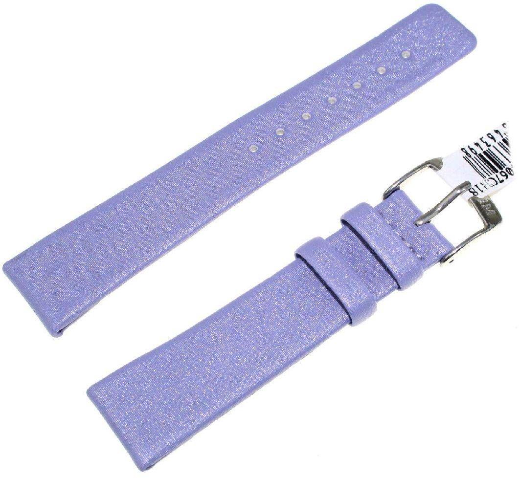 Skórzano-materiałowy pasek do zegarka 18 mm Morellato A01D3402984067CR18