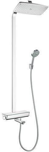 Raindance Select Hansgrohe komplet prysznicowy Raindance select 360 do wanny biały/chrom - 27113400