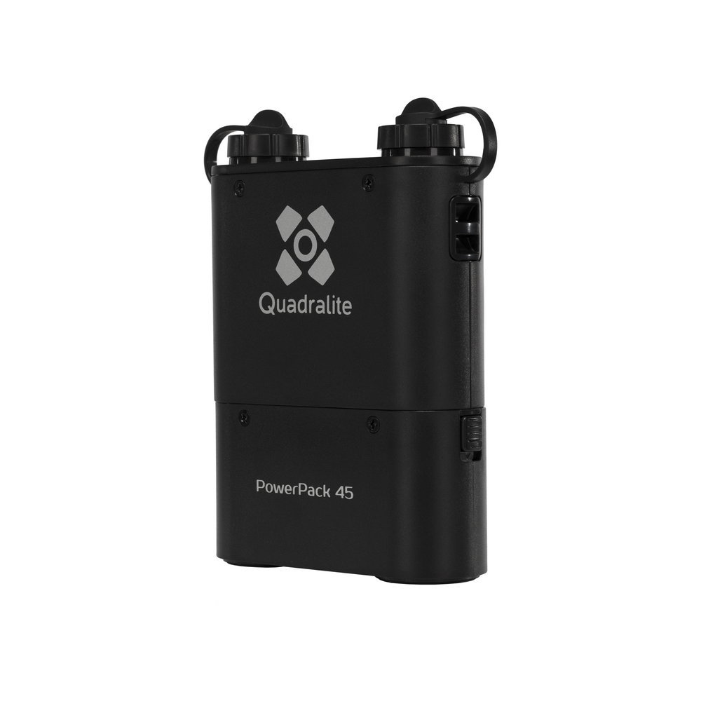 Quadralite Reporter PowerPack 45 - dodatkowy akumulator do lamp Reporter Quadralite Reporter PowerPack 45