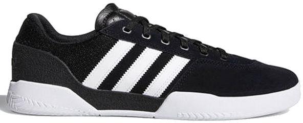 adidas CITY CUP BLACK/FTWWHT/FTWWHT buty letnie męskie - 46EUR