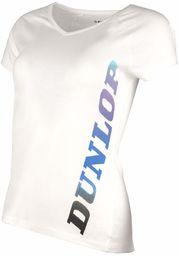 Dunlop Damska koszulka 72252-L Essential Line, biała, L