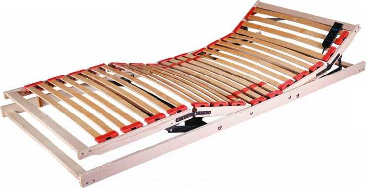 Stelaż regulowany elektrycznie MACEDONIA JANPOL - 80x200 cm