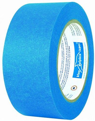 BLUE DOLPHIN TAŚMA MALARSKA MT-PG NIEBIESKA PAPIEROWA 25X50