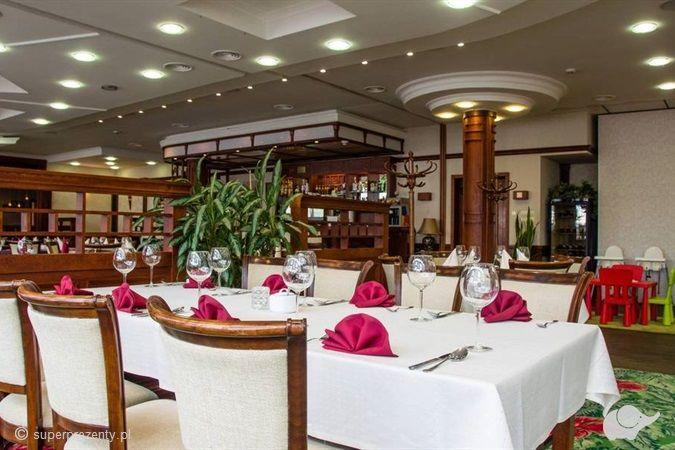 Romantyczna kolacja w Restauracji Hotelu Verde Koszalin