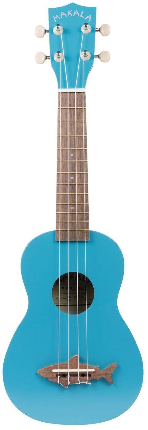 Kala Makala MK-SS/BLU - ukulele sopranowe