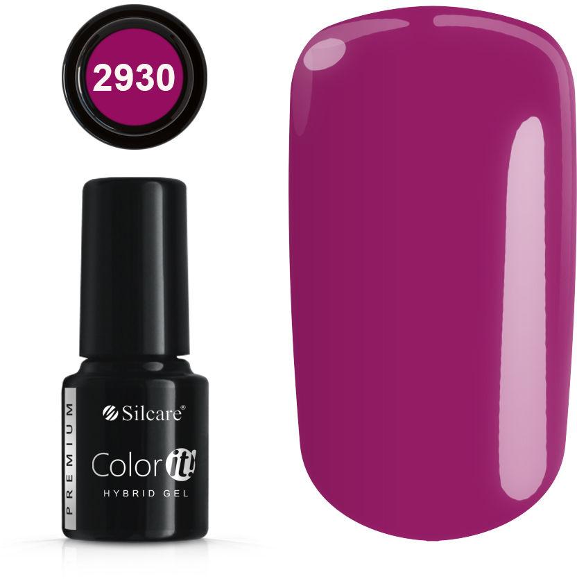 Color IT Premium Lakiery Hybrydowe - Linia WOW Woman 6 g