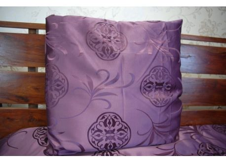PODUSZKA FLORYDA fiolet 50x70 cm
