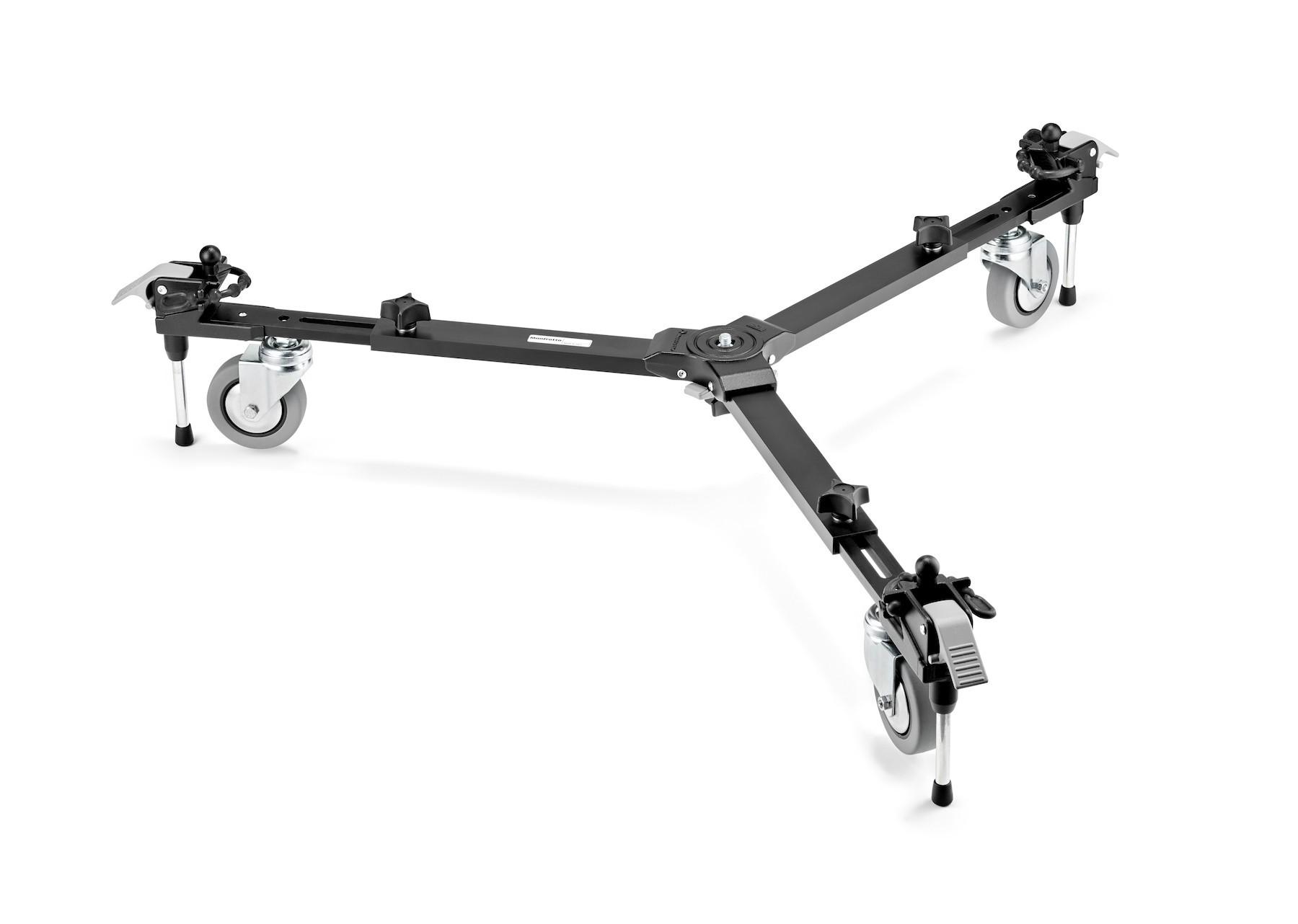 Manfrotto MDOLLYVR - wózek do statywu (VR 360) Manfrotto MDOLLYVR VR 360 - wózek do statywu