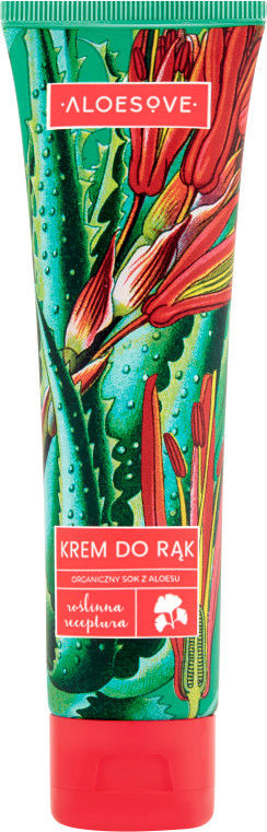 Aloesove Krem do rąk 100 ml