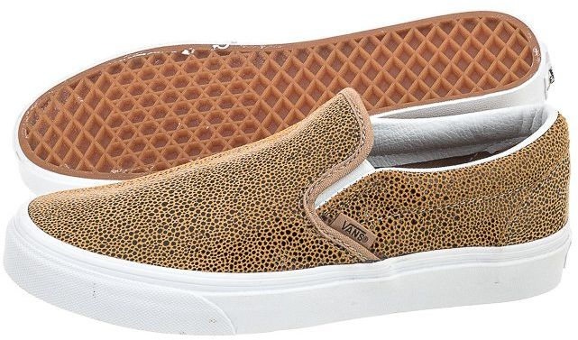 Tenisówki Vans Classic Slip-on (Embossed Stingray) V004MPJR0 (VA151-a)