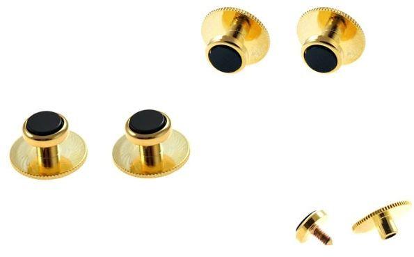 Guziki smokingowe ssd-5103 gold