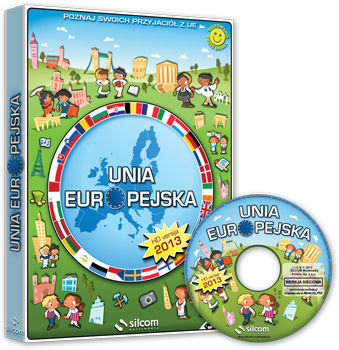 Unia Europejska - multilicencja - CD-ROM