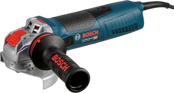 szlifierka kątowa 125mm, 1700W, X-LOCK Bosch GWX 17-125S [06017C4002] + GRATIS 6 tarcz do metalu X-LOCK EXPERT FOR METAL BOSCH