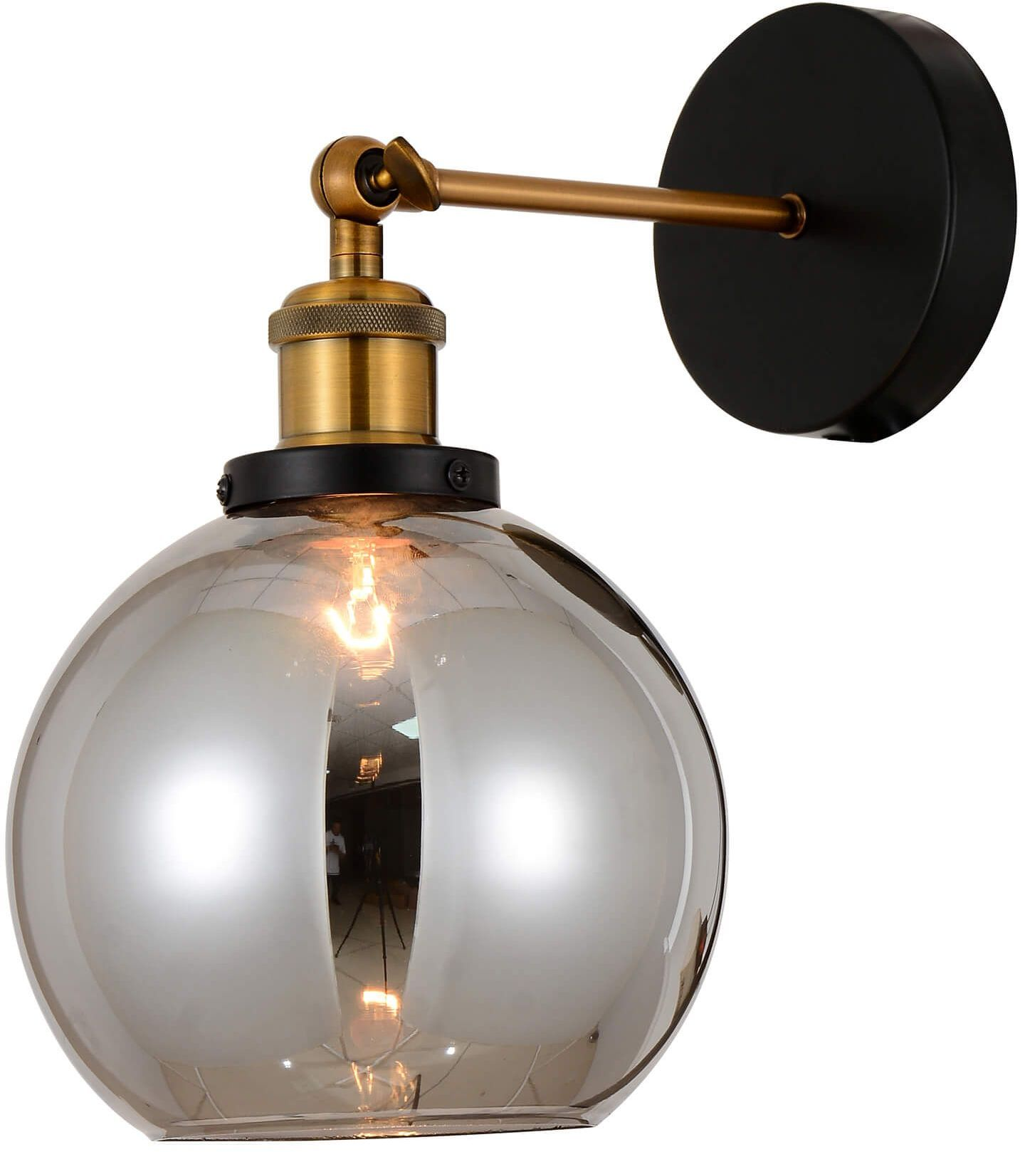 LAMPA ŚCIENNA KINKIET LOFT ZAGALLO