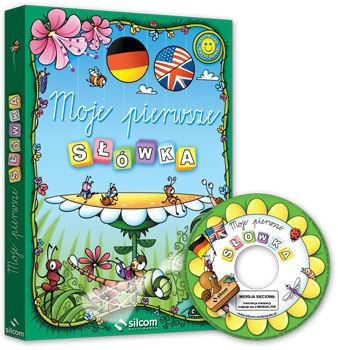 Moje pierwsze słówka angielskie - multilicencja - CD-ROM