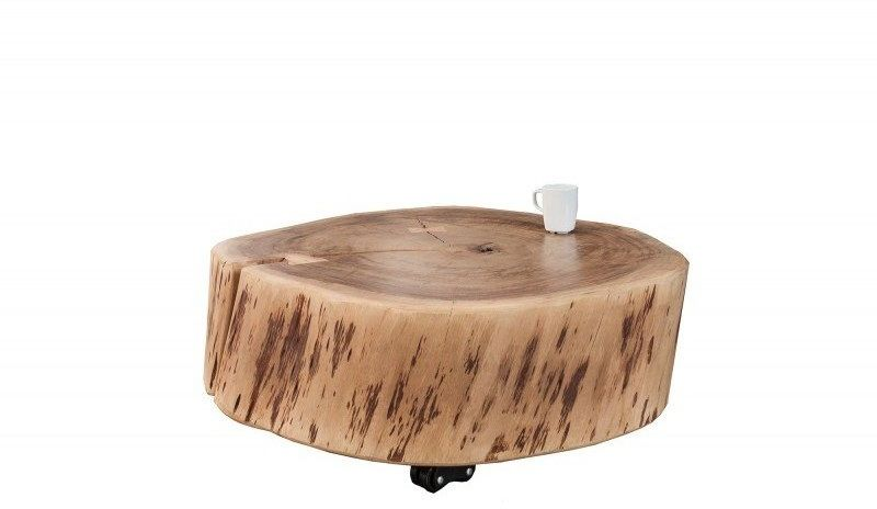 Stolik kawowy Soa 60 cm Akacja