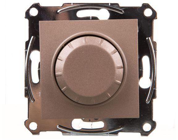 ASFORA Ściemniacz RC (łacznik schod.) bez ramki brąz EPH6600169