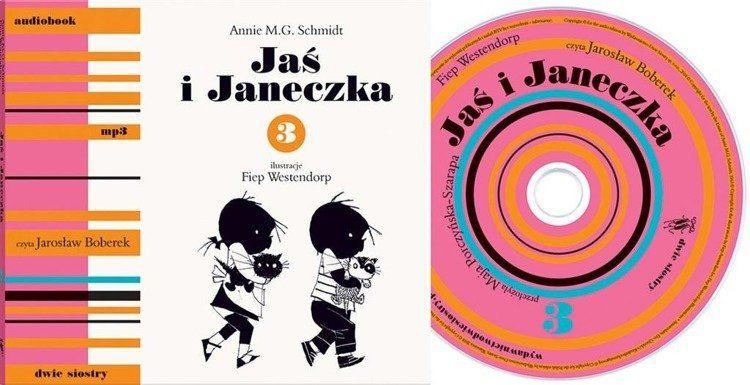 Jaś i Janeczka 3 + CD - M.G. Schmidt Annie