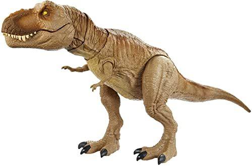 Fisher-Price GRN70 JW Epic Roarin T. Rex-SIOC