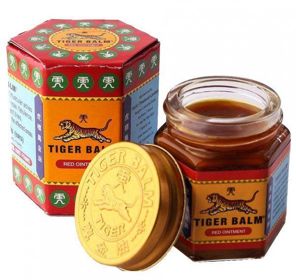 Maść Tygrysia Czerwona Tiger Balm Red, 21g