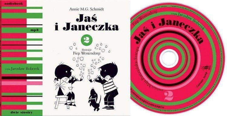 Jaś i Janeczka 2 + CD - M.G. Schmidt Annie