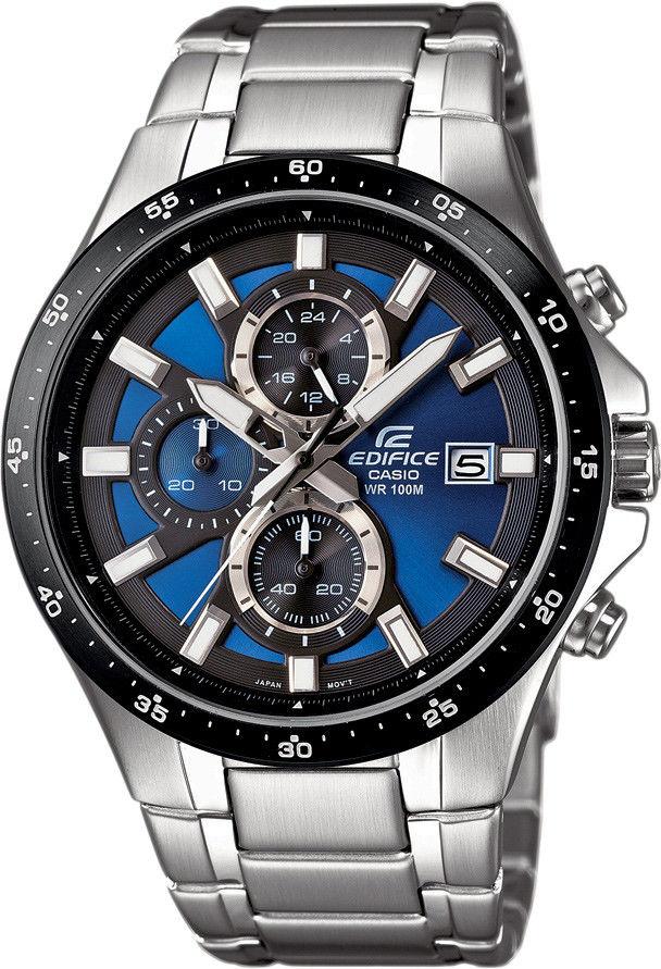 Zegarek Casio EFR-519D-2AVEF - CENA DO NEGOCJACJI - DOSTAWA DHL GRATIS, KUPUJ BEZ RYZYKA - 100 dni na zwrot, możliwość wygrawerowania dowolnego tekstu.