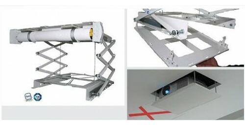 PeTa winda sufitowa ultra płaska, suw 800mm