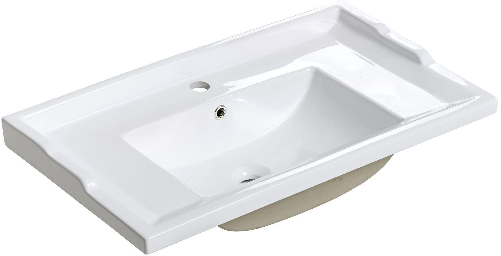 Umywalka ceramiczna meblowa Kington 3X