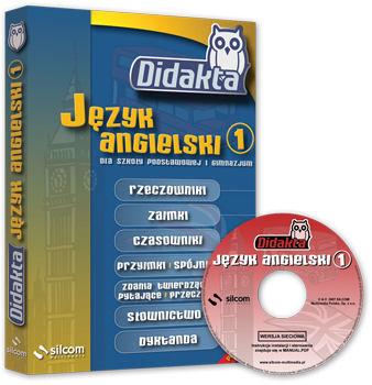 DIDAKTA Język angielski 1 - multilicencja - CD-ROM