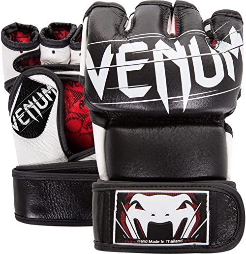 Venum Rękawice MMA dla dorosłych Undisputed 2.0, czarne, S