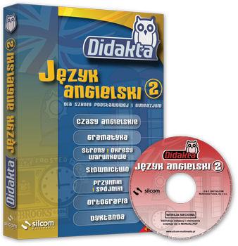 DIDAKTA Język angielski 2 - multilicencja - CD-ROM
