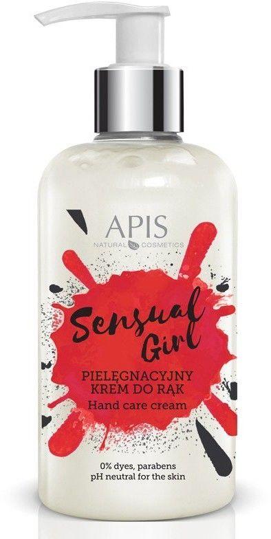 APIS Sensual Girl Pielęgnacyjny krem do rąk, 300ml