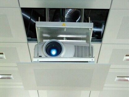 PeTa winda sufitowa wymiar S, do 20kg, suw 150cm
