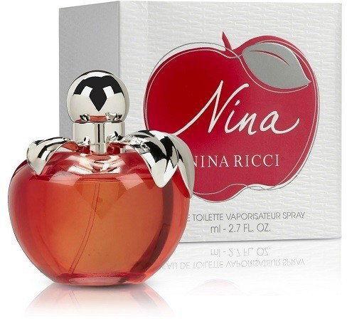 Nina Ricci Nina (2006) - damska EDT 80 ml